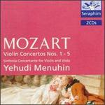 Mozart: Violin Concertos Nos. 1-5; Sinfonia Concertante for violin and viola