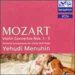 Mozart: Violin Concertos Nos. 1-5; Sinfonia Concertante for violin and viola