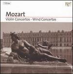 Mozart: Violin Concertos & Wind Concertos