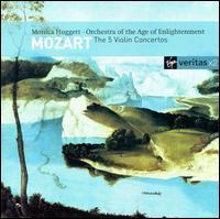 Mozart: Violin Concertos - Monica Huggett (candenza); Monica Huggett (violin); Orchestra of the Age of Enlightenment; Monica Huggett (conductor)