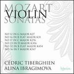 Mozart: Violin Sonatas Nos. 12, 16, 17, 23, 32, 36