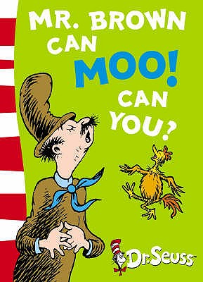 Mr. Brown Can Moo! Can You?: Blue Back Book -