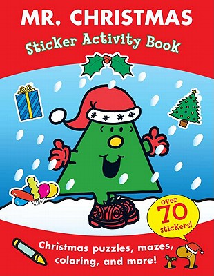 Mr. Christmas: Sticker Activity Book - Hargreaves, Roger