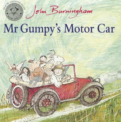 Mr Gumpy's Motor Car - Burningham, John