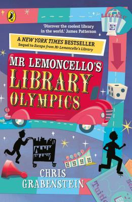 Mr Lemoncello's Library Olympics - Grabenstein, Chris