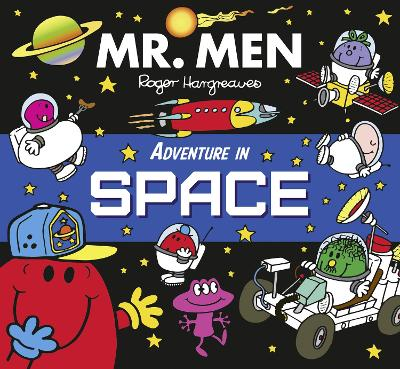 Mr Men Adventure in Space -