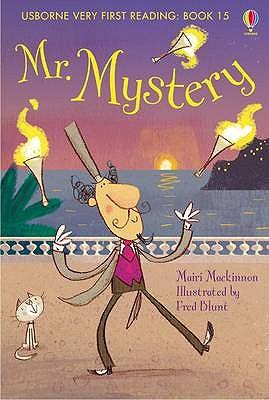 Mr. Mystery - Mackinnon, Mairi
