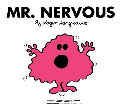 Mr. Nervous - Hargreaves, Roger