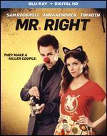 Mr. Right [UltraViolet] [Includes Digital Copy] [Blu-ray]