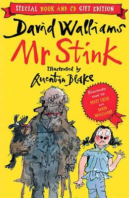 Mr Stink - Walliams, David (Read by)
