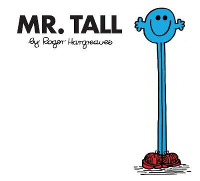 Mr. Tall - Hargreaves, Roger