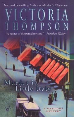 Murder in Little Italy - Thompson, Victoria