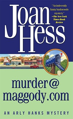 Murder@maggody.com - Hess, Joan