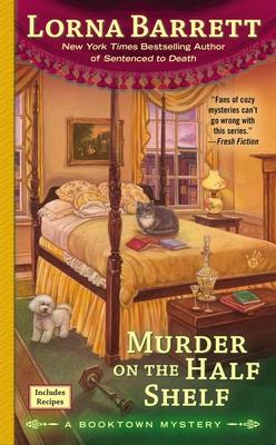 Murder on the Half Shelf - Barrett, Lorna