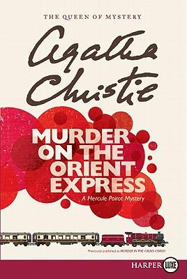 Murder on the Orient Express LP - Christie, Agatha
