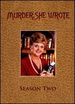 Murder, She Wrote: Season 02