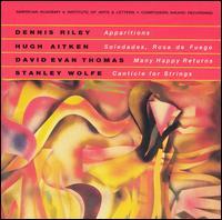 Music by Dennis Riley, Hugh Aitken, David Evan Thomas, Stanley Wolfe - Allison Voth (piano); Barbara Allen (harp); Byron Tauchi (violin); Denise Hoff (clarinet); Diane Walsh (piano);...