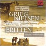 Music by Grieg, Nielsen, Britten