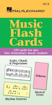 Music Flash Cards - Set B: Hal Leonard Student Piano Library - Hal Leonard Corp (Creator)