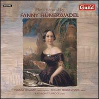 Music for and by Fanny Hünerwadel - Andrew Fuller (cello); Charles Stewart (violin); Ileana Ruhemann (flute); Jack Liebeck (violin); Kathron Sturrock (piano);...