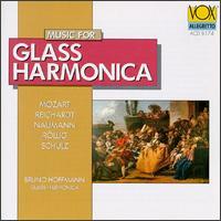 Music for Glass Harmonica - Bruno Hoffmann (harmonica); Ernst Nippes (viola); Gert Nose (double bass); Hans Plumacher (cello); Helmut Hucke (oboe);...