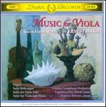Music for Viola by Ernest Bloch