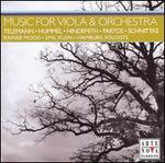 Music for Viola & Orchestra