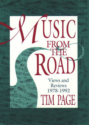 Music from the Road: Views and Reviews 1978-1992 - Page, Tim