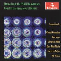 Music from the Timara Studios Oberlin Conservatory of Music - Conrad Cummings (electronics); Dary John Mizelle (electronics); Deborah Sunya Moore (marimba);...