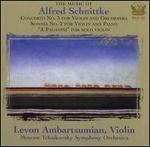 Music of Alfred Schnittke