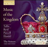 Music of the Kingdom - Angus Davidson (alto); David Clegg (alto); Eamonn Dougan (bass); Elin Manahan Thomas (soprano); Jonathan Arnold (bass);...