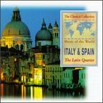 Music of the World: Italy & Spain, The Latin Quarter
