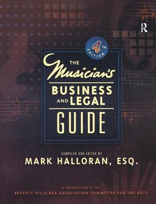 Musician's Business and Legal Guide - Halloran, Mark