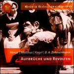 Musik in Deutschland 1950-2000, Vol. 40: Aufbrüche und Revolten, 1961-1971 - Anton de Ridder (tenor); Camillo Meghor (baritone); Catherine Gayer (soprano); Claudio Nicolai (baritone);...