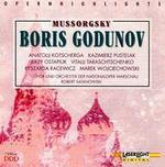 Mussorgsky: Boris Godunov (Highlights)