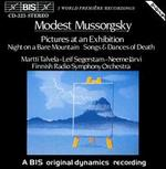 Mussorgsky: Pictures at an Exhibition; Night on a Bare Mountain; Songs & Dances of Death
