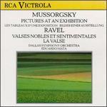 Mussorgsky: Pictures At An Exhibition; Ravel: Valses Nobles Et Sentimentales; La Valse