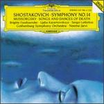 Mussorgsky: Songs and Dances of Death; Shostakovich: Symphony No. 14