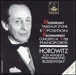 Mussorgsky: Tableaux d'une Exposition; Rachmaninov: Piano Concerto No. 3