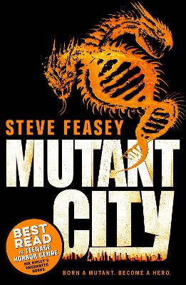Mutant City - Feasey, Steve