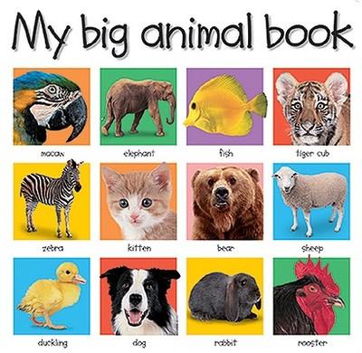 My Big Animal Book - Priddy, Roger, and Priddy Bicknell (Creator)