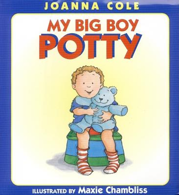 My Big Boy Potty - Cole, Joanna