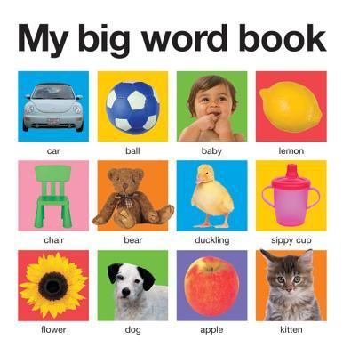 My Big Word Book - Priddy, Roger