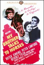 My Brother Talks to Horses - Fred Zinnemann