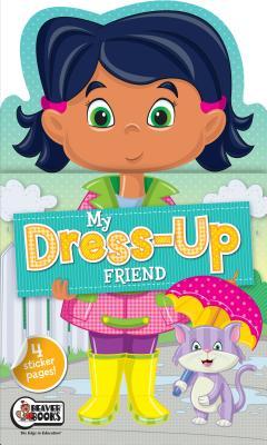 My Dress Up Friend - Johnson, Monica