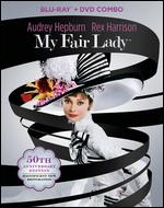 My Fair Lady [50th Anniversary Edition] [3 Discs] [Blu-ray/DVD] - George Cukor