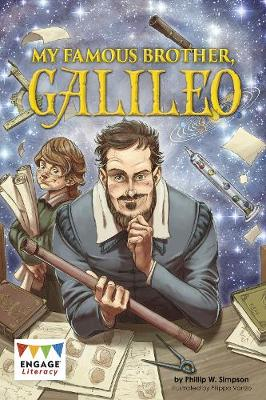 My Famous Brother, Galileo - Simpson, Phillip W.