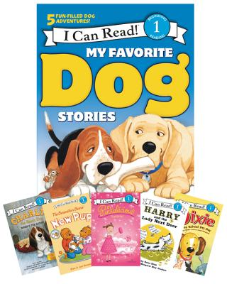 My Favorite Dog Stories: Learning to Read Box Set - Various, and Berenstain, Jan, and Drummond, Ree