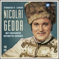 My Favorite Operetta Heroes - Anneliese Rothenberger (vocals); Balalaika-Ensemble Tschaika; Benno Kusche (vocals); Biserka Cvejic (vocals);...