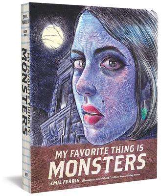 My Favorite Thing Is Monsters - Ferris, Emil